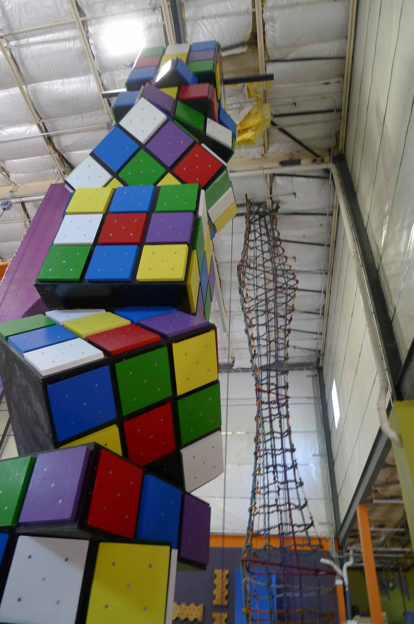 Graphic image of High Exposure Climbing Gym